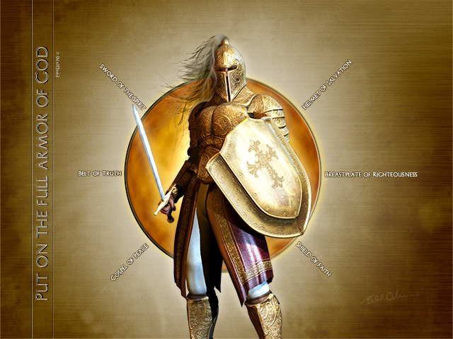Armor of God | Bill Osborne Studios
